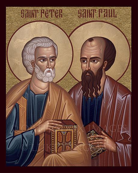 Svetac dana – Sveti Petar i Pavao