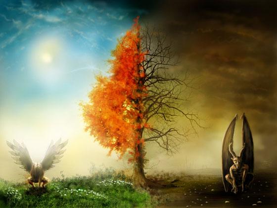 Svatko gradi svoj raj ili pakao