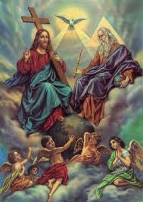 Svetac dana – Presveto Trojstvo