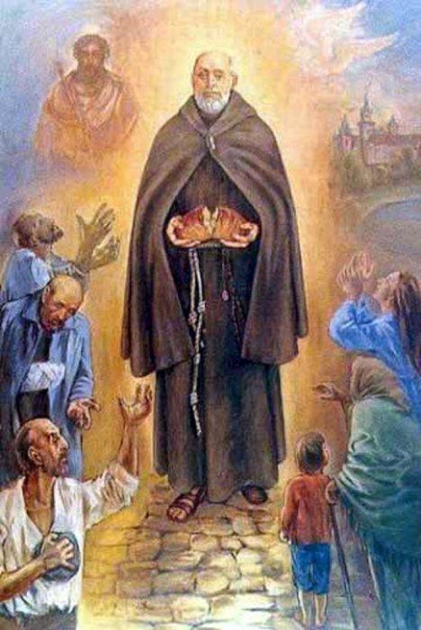 Svetac dana – Sveti Albert Chmielowski