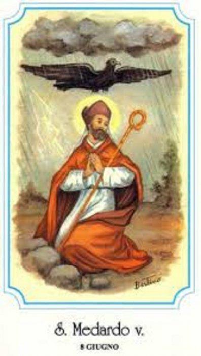 Svetac dana – Sveti Medard