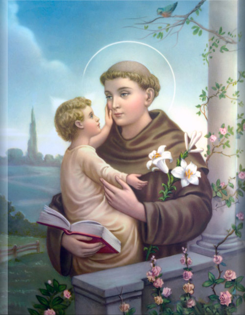 Svetac dana – Sveti Antun Padovanski