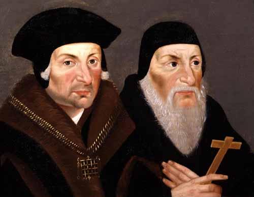 Svetac dana – Sveti John Fisher i Thomas More