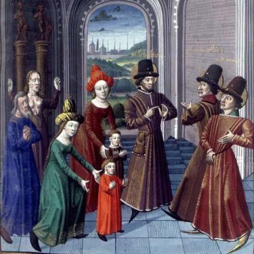 Svetac dana – Sveti Marko i Marcelijan