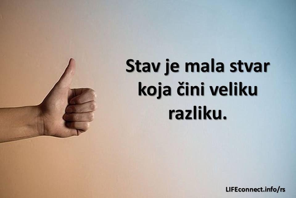 Život je stav