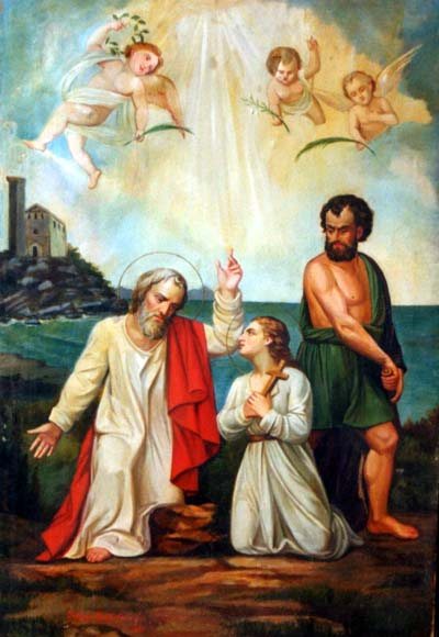 Svetac dana – Sveti Nazarije i Celzo