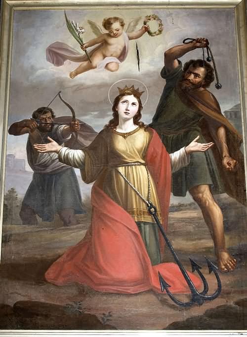 Svetac dana – Sveta Kristina