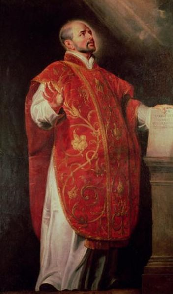 Svetac dana – Sveti Ignacije Loyola