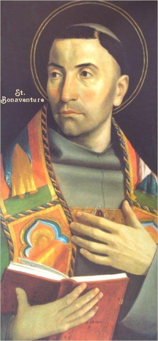 Svetac dana – Sveti Bonaventura