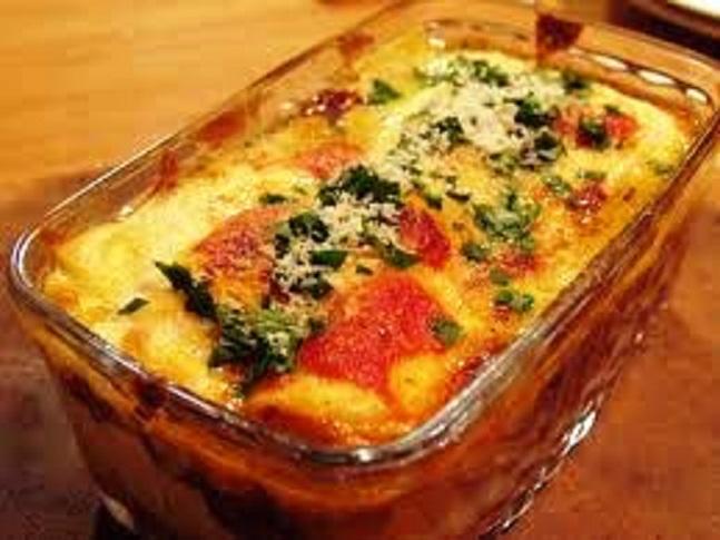 Vegetarijanska kuhinja - Lazanje s povrćem