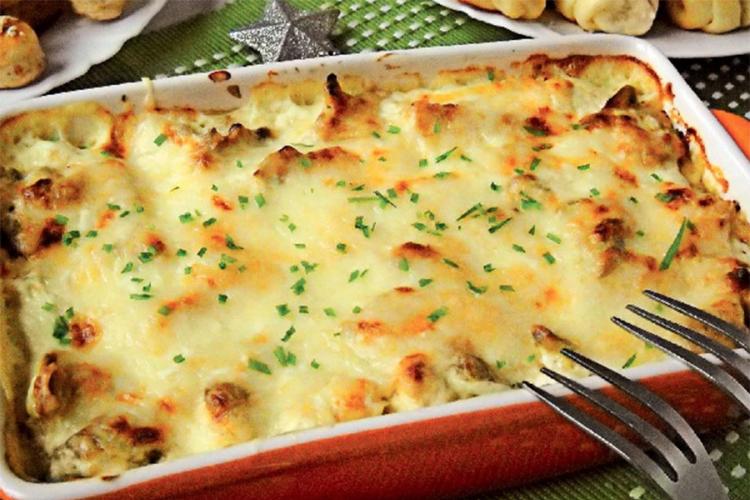 Vegetarijanska kuhinja - Zapečeno povrće