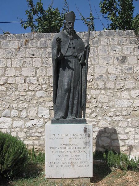 Svetac dana - Blaženi Augustin Kažotić