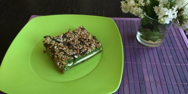 Vegetarijanska kuhinja - Zelena pita I.