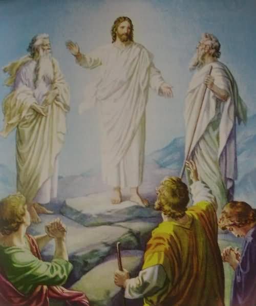 Svetac dana – Preobraženje Gospodinovo