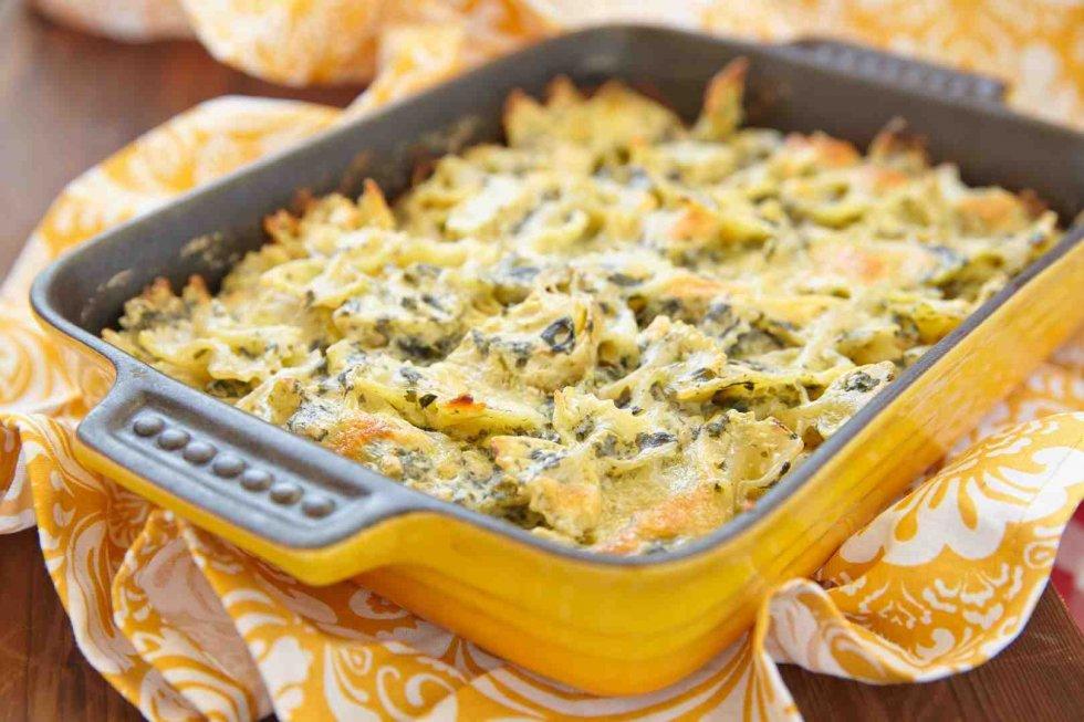 Vegetarijanska kuhinja - Zapečeni makaroni s povrćem