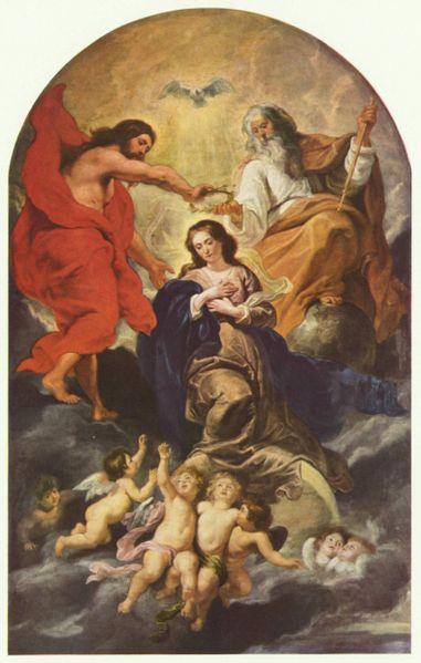 Svetac dana – Blažena Djevica Marija Kraljica