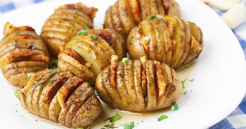 Vegetarijanska kuhinja - Švedski krumpir