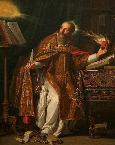 Svetac dana – Sveti Augustin