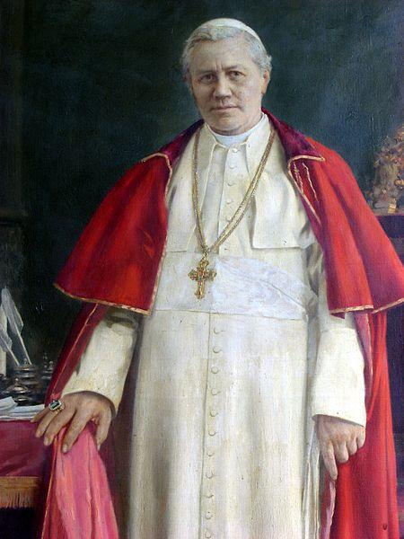 Svetac dana – Sveti Pio X.