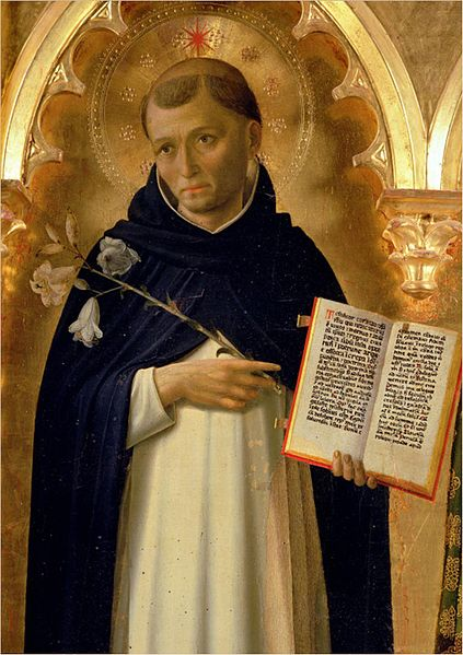 Svetac dana – Sveti Dominik