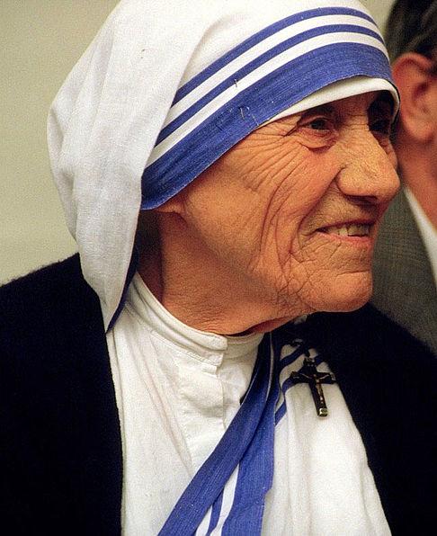 Svetac dana – Sveta Majka Terezija