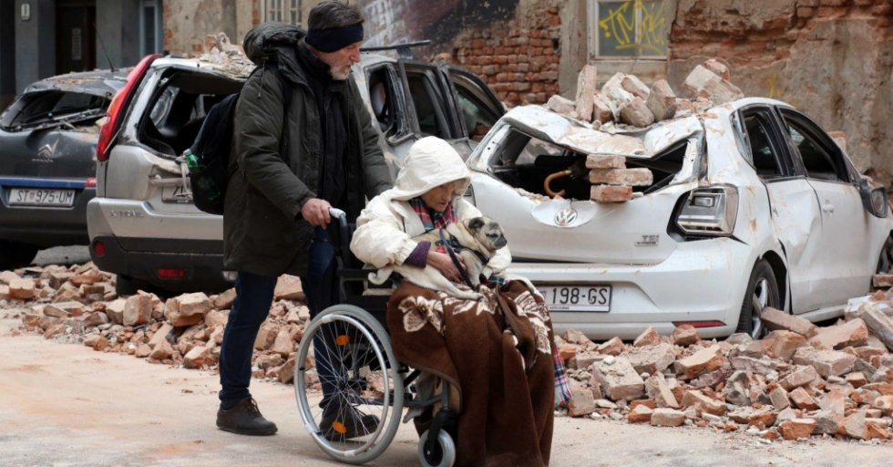 Pogledajte prvi dokumentarac o potresu u Zagrebu: 'Ulazili smo i u 'zabranjene zgrade'