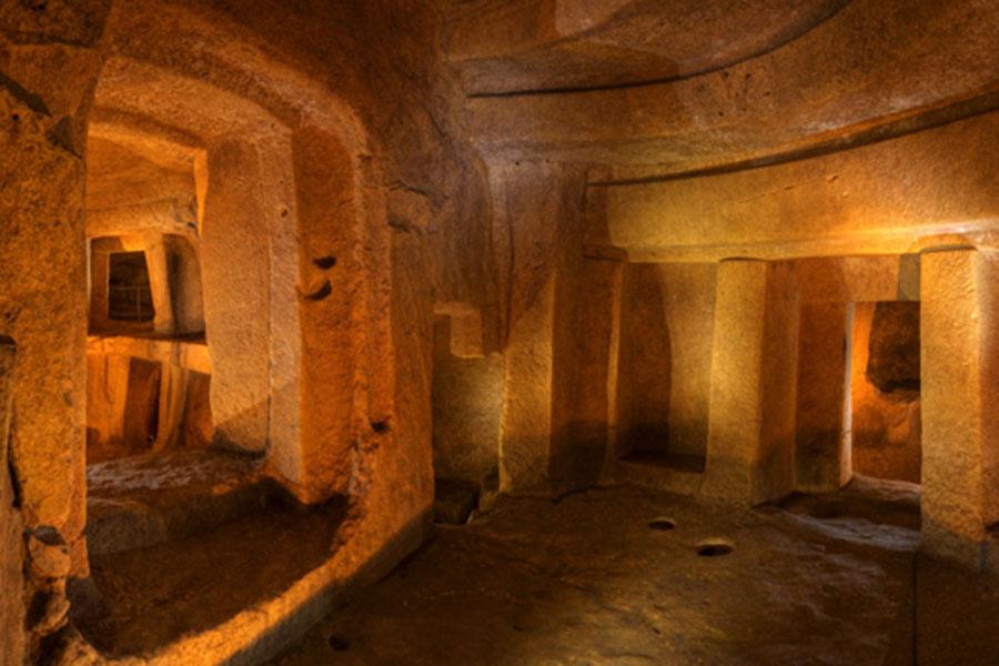 Podzemno svetište na Malti