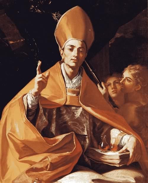 Svetac dana – Sveti Januarije