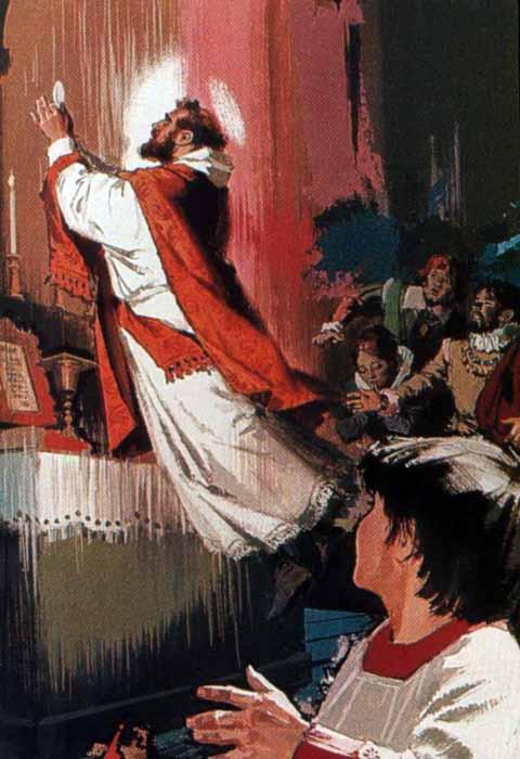 Svetac dana – Sveti Josip iz Copertina