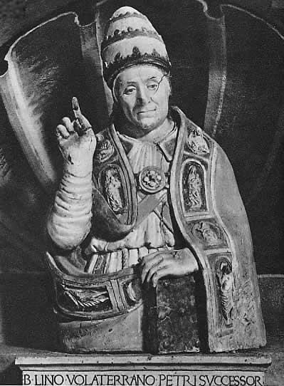Svetac dana – Sveti Lino