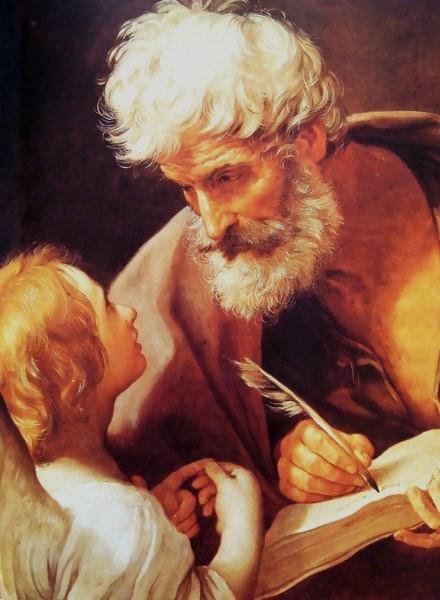 Svetac dana – Sveti Matej