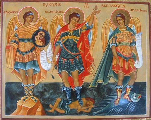 Svetac dana – Sveti Mihael, Gabrijel i Rafael