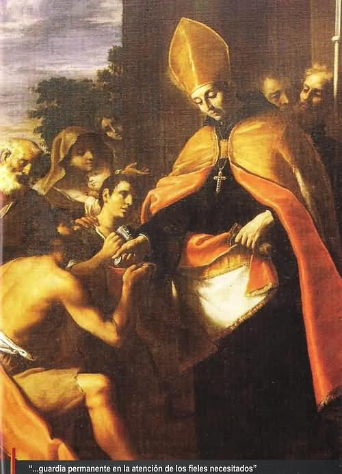 Svetac dana – Sveti Toma iz Villanueve