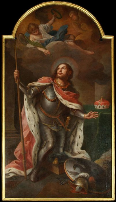 Svetac dana – Sveti Vjenceslav