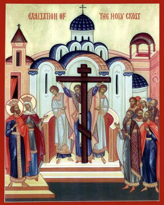 Svetac dana -Uzvišenje svetoga Križa