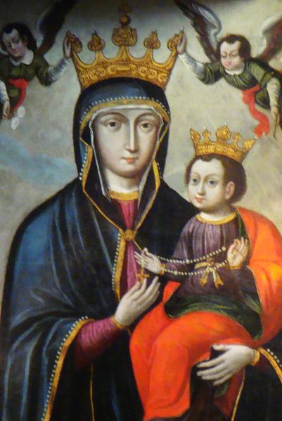 Svetac dana – Blažena Djevica Marija od Krunice