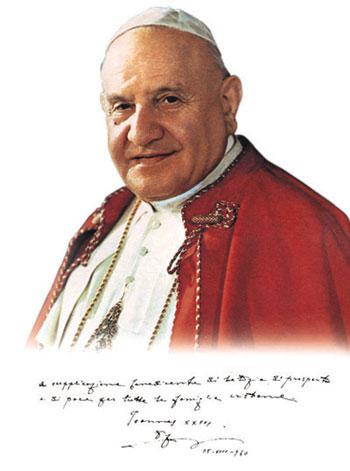 Svetac dana – Sveti Ivan XXIII.