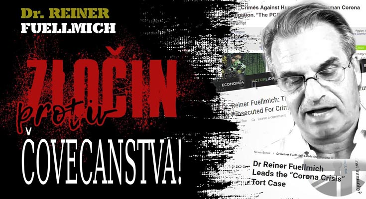 Dr. Reiner Fuellmich – Zločini protiv čovječanstva