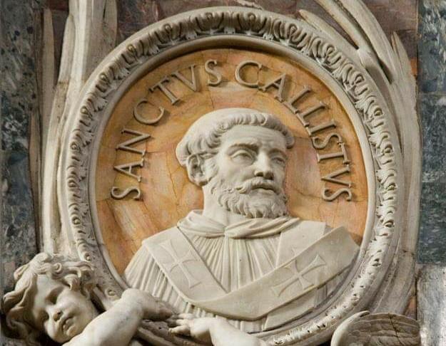 SVETAC DANA – Sveti Kalist I.