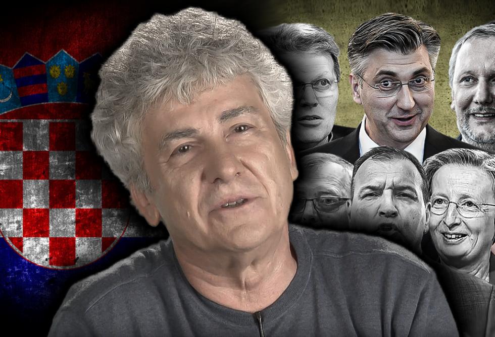 """Miroslav Radman: """"Zbog čega je 300 smrti važnije nego 50.000?"""