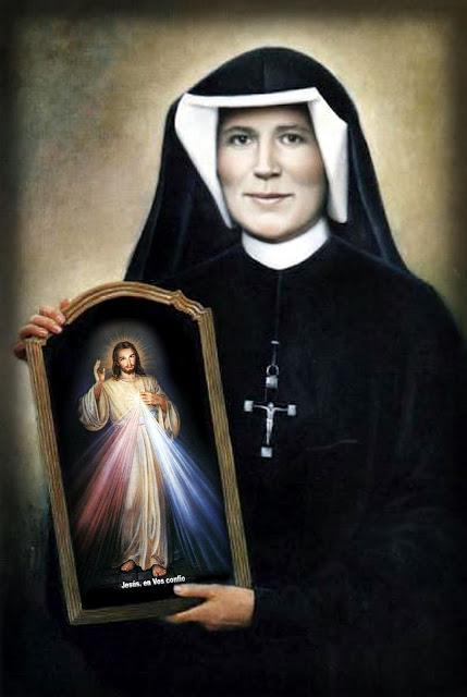 Svetac dana – Sveta Faustina Kowalska