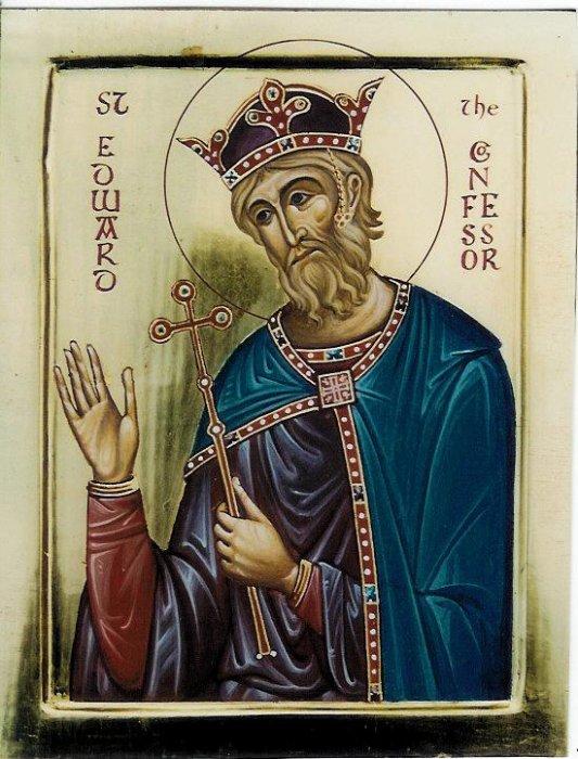 Svetac dana – Sveti Eduard