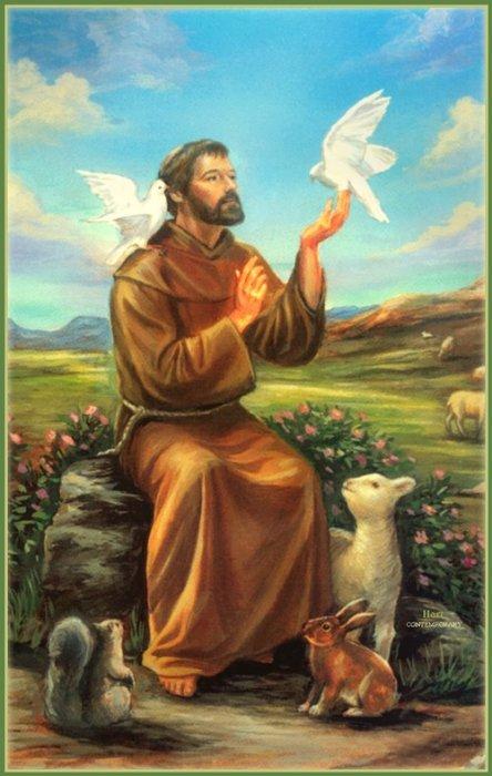 Svetac dana – Sveti Franjo Asiški