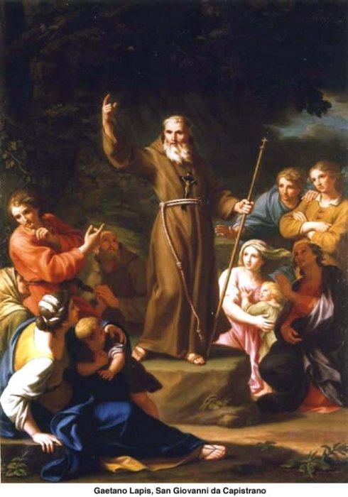 Svetac dana – Sveti Ivan Kapistran