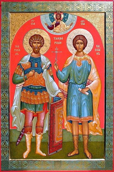 Svetac dana – Sveti Marcel iz Tangera