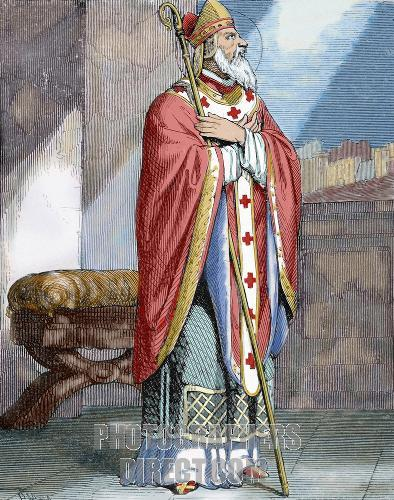 Svetac dana – Sveti Narcis Jeruzalemski