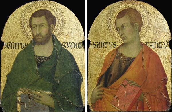 Svetac dana – Sveti Šimun i Juda Tadej