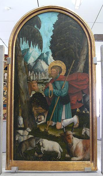 Svetac dana – Sveti Vendelin