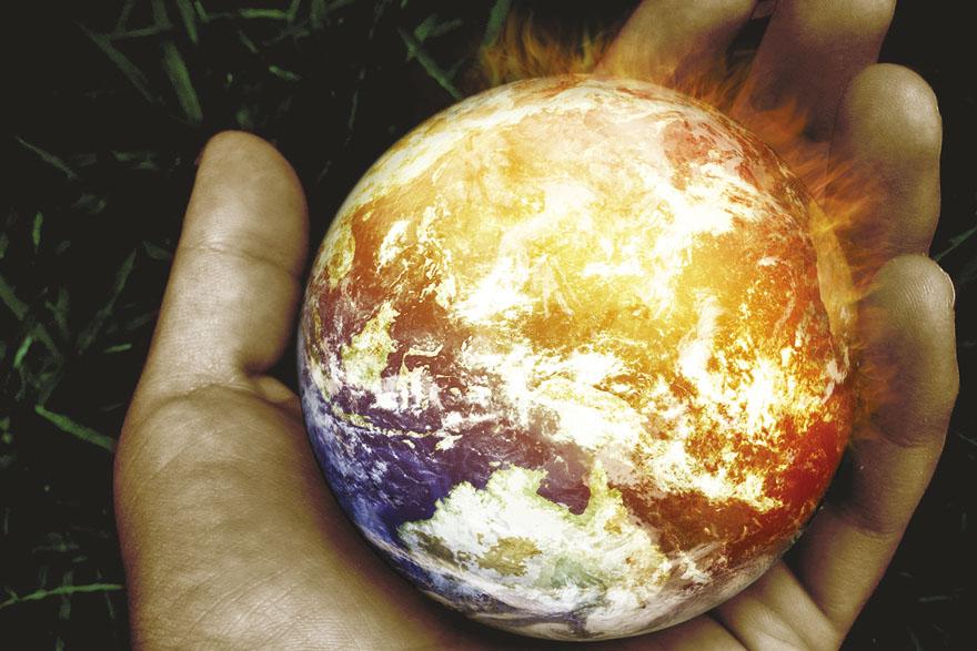Lovelockov živi planet Geja