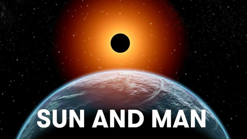 SUNCE I ČOVJEK-SUN AND MAN